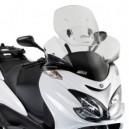 Parabrezza Givi scorrevole con attacchi per Yamaha majesty 400 09
