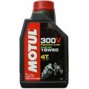 Olio 4t Motul 300v competition 15w50