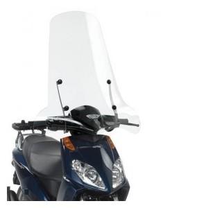 Parabrezza alto Givi con attacchi specifici per Aprilia sportcity one 50-125