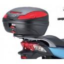 Piastra specifica Givi e223 per Honda sh 300i
