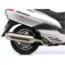Marmitta Leovince 4 road per Suzuki an burgman 250400