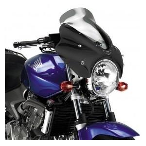 Cupolino nero Givi per Honda cb 600 f hornet