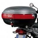 Portapacchi monokey sr689 per BMW r1200 gs