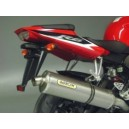 Terminale racetech approved titanio Yamaha yzf r6 600