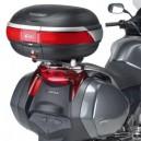 Piastra specifica per valigie monokey® per Honda nt 700 deauville