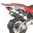 Portavaligie laterale tubolare per valigie monokey® per BMW r 1200 gs adventure