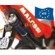 Marmitta Malossi gp mhr replica omologata Derbi GPR rnude lc [ebs050] 50 2t