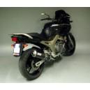 Terminali carbonio Giannelli oval per Yamaha tdm 900