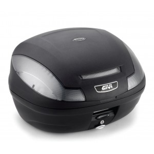 Bauletto givi monolock e470 simply iii tech nero