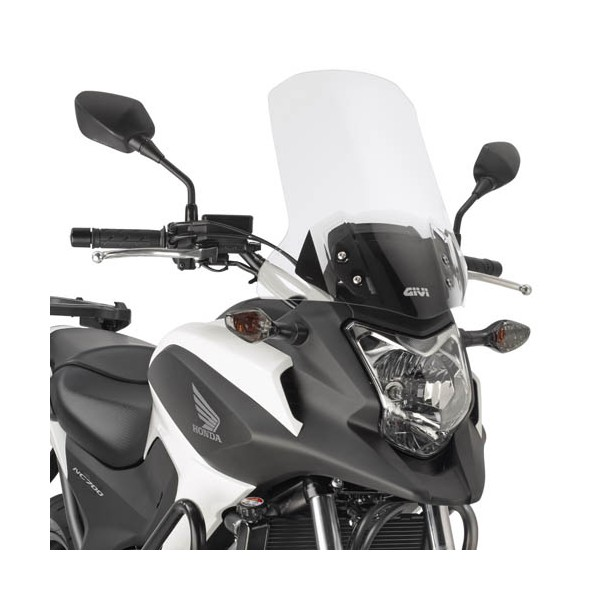 cupolino trasparente per honda ncx 700 vendita online. Black Bedroom Furniture Sets. Home Design Ideas