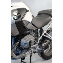 Kit coppia spoiler deflettori superiori e inferiori isotta per bmw r 1200 gs