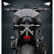 Porta targa regolabile nero Rizoma per Kawasaki Z800 2012 - Foto 1