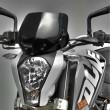 Cupolino Biondi per KTM Duke 125-300-390 2012 fume scuro