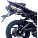 Terminali factory omologati evo ii titanio Suzuki bking 1300