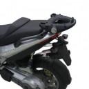 Piastra specifica Givi per valigie monolock Gilera nexus 125  250  300  500