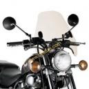 Parabrezza Givi universale per moto naked a601