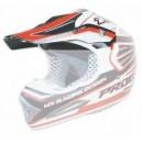 Frontino per casco cross fibra Progrip