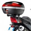 Portavaligia specifico Givi per bauletti monolock per Yamaha t max 500