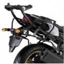 Portavaligie laterale tubolare ad aggancio rapido per valigie monokey side Yamaha fz 8 800 2010
