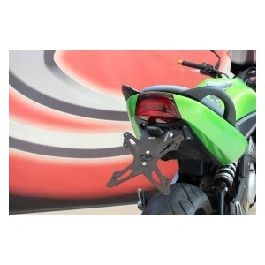 Portatarga regolabile Kawasaki er6n 0608
