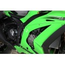 Tampone paratelaio Evotech defender per Kawasaki zx 10 r 2011