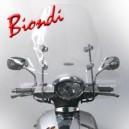 Parabrezza Biondi club con attacchi per CF moto urban r 125  150