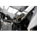 Tampone paratelaio Rizoma nero per Kawasaki z 750 07 e z 1000 07