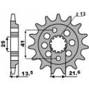 Pignone in acciaio PBR per Honda xr 650 r