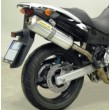 Terminale scarico marmitta Arrow racetech approved titanium Suzuki dl 650 vstrom 0411