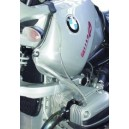 Spoiler laterali paragambe Isotta per BMW r 1150 gs