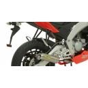 Silenziatore omologato titanio minithunder per marmitta Arrow Aprilia rs4 50