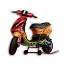 Cavalletto Malossi per scooter 50