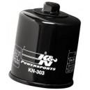 Filtro olio k&n per Kawasaki z750