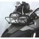 Protezione mobile per FARo con telaio Isotta per BMW f 650 gs e f 800 gs