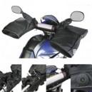 Coprimanopole tucano per scooter con frecce sul manubrio