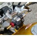 Ammortizzatore di sterzo idraulico Matris m3 per Honda hornet 600