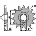 Pignone in acciaio PBR per Yamaha xt x 660