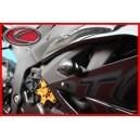 Tamponi paratelaio Evotech per Kawasaki zx 6r 600