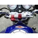 Ammortizzatore di sterzo idraulico matris m3 per honda hornet 600 98  04