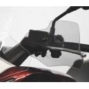Coppia di paramani Isotta per Honda Integra 700 neri opachi