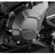 Protezione carter motore sx Rizoma per Kawasaki Z800 - Foto 2