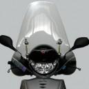 Parabrezza trasparente Biondi sport pro per Honda SH 125 e 150 01-04