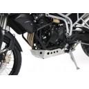 Paracoppa Krauser in alluminio per Triumph tiger 800 e xc